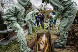 У Рівненській області кількість жертв коронавірусу сягнула сотні