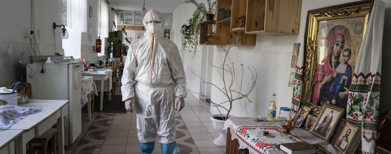 У Чернівецькій області кількість нових випадків зараження коронавірусом втричі перевищила число одужань