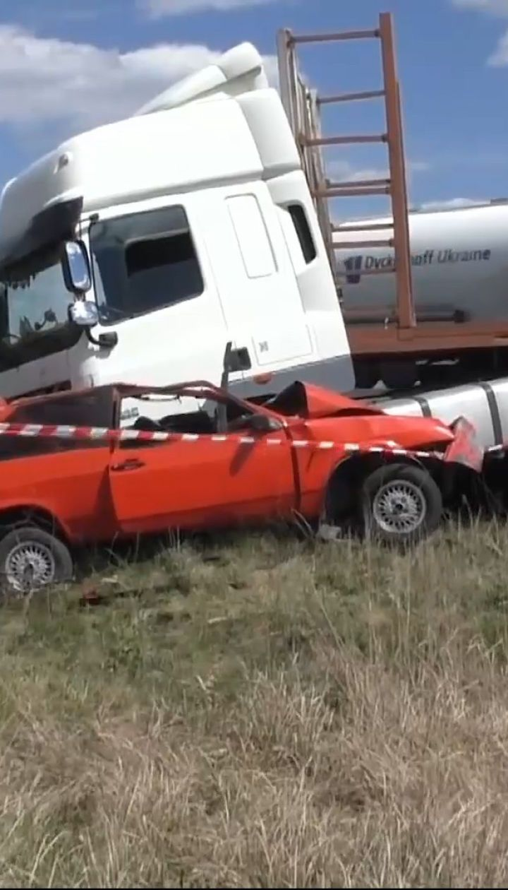 Авария в Ровенской области: 5-летний мальчик и его отец погибли