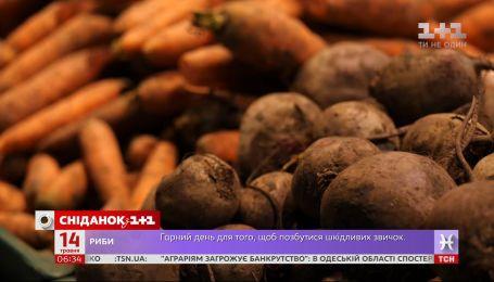 В яких умовах продають продукцію українські фермери