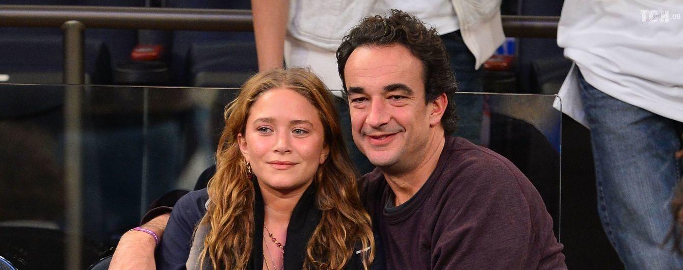 Одна из близняшек Олсен разводится с братом экс-президента Франции