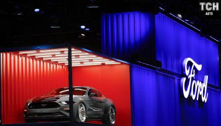 Ford начинает поставки двух моделей в Европу