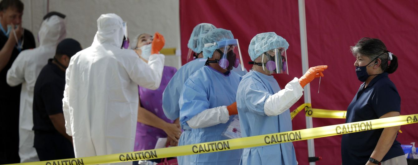 У ВООЗ заявили про добовий антирекорд заражень коронавірусом у світі