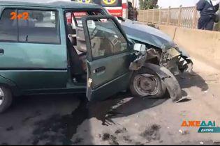 Обзор аварий с украинских дорог за 14 мая 2020 года