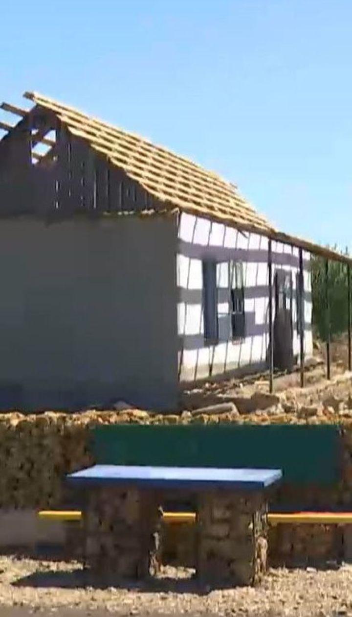 В Одесской области предприниматель начал амбициозный проект строительства экопоселения будущего
