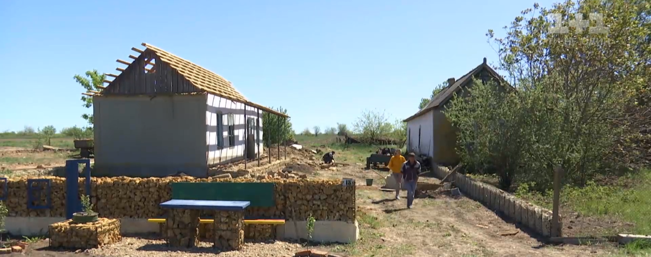 Подтолкнул карантин: предприниматель начал проект строительства экопоселения будущего в Одесской области
