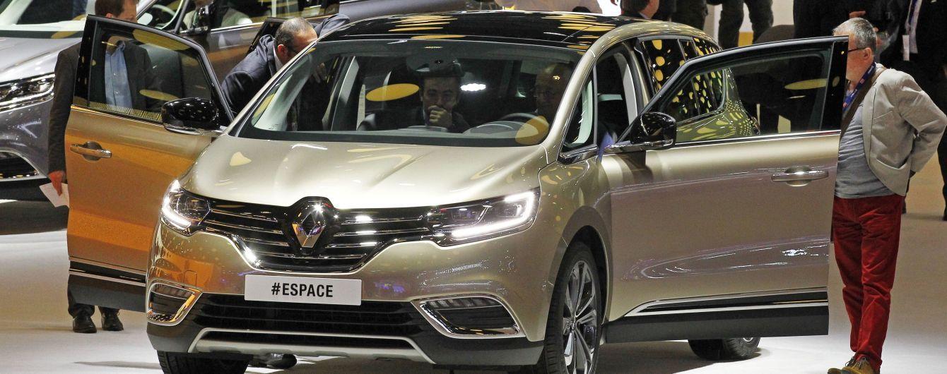 Renault откажется от двух моделей