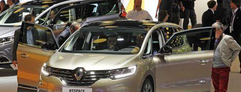 Renault відмовиться від двох моделей