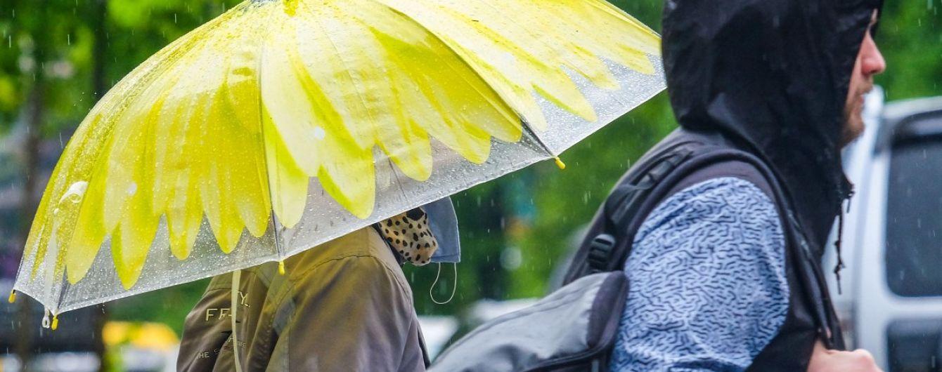 Выходные будут с жарой, дождями, шквалами и градом: прогноз погоды на 20 и 21 июня