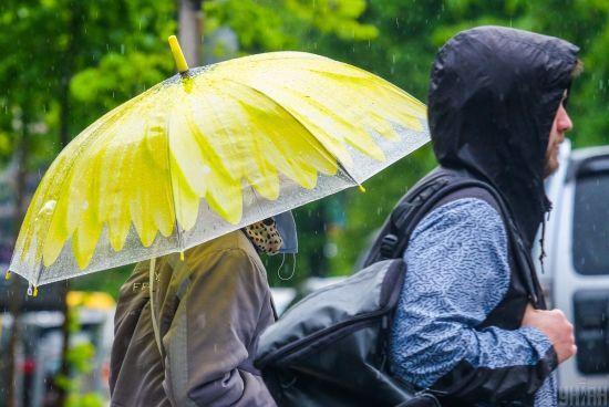 Вихідні будуть зі спекою, дощами, шквалами та градом: прогноз погоди на 20 та 21 червня