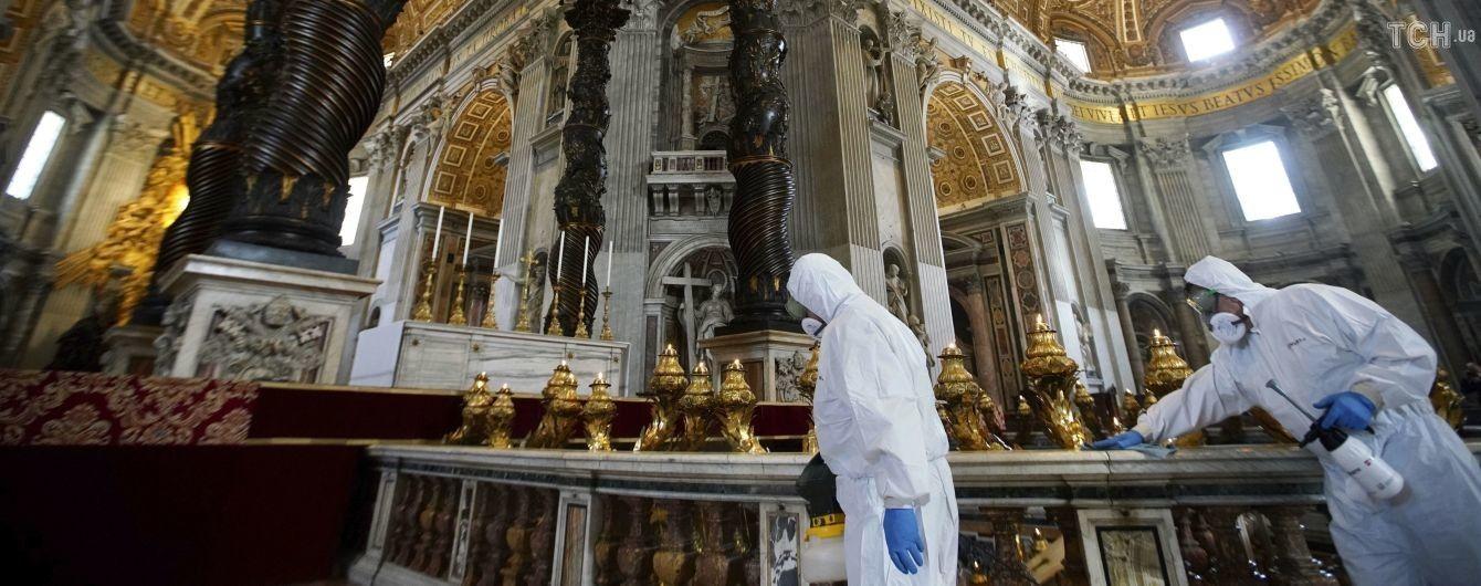 В Ватикане готовятся возобновить богослужения после карантина
