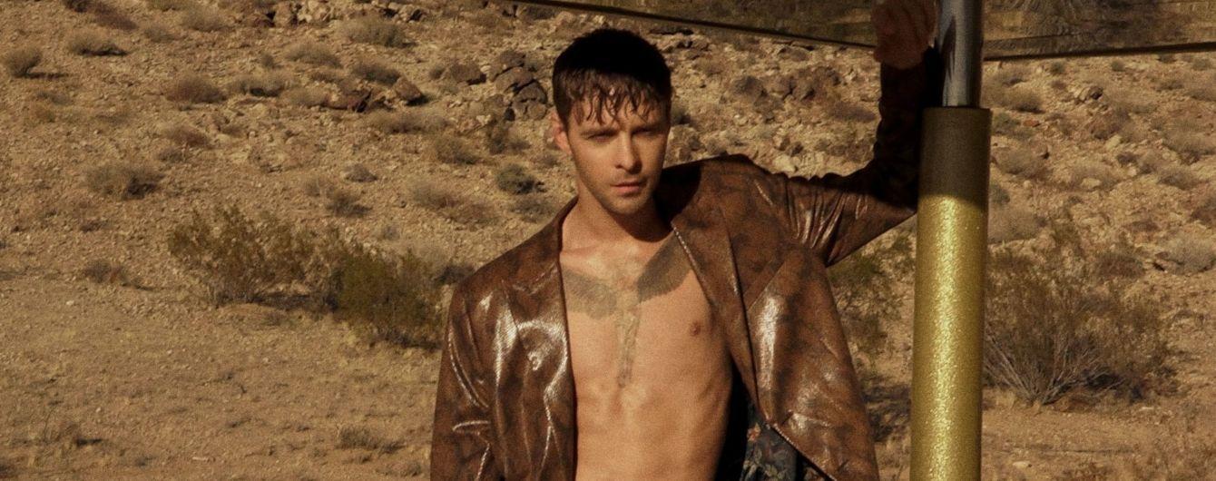 У пітоновому піджаку на голе тіло і в оточенні сексуальних дівчат: Макс Барських презентував новий кліп