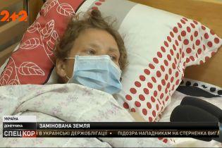 Цивільна жінка підірвалася на мінному полі бойовиків: її врятували українські військові