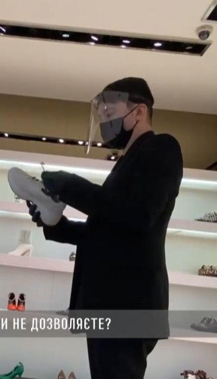 Як приміряти одяг у магазині і не заразитись коронавірусом
