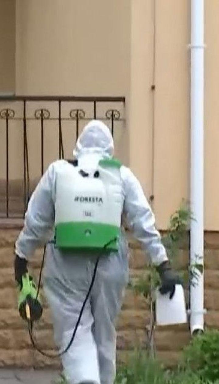 У Києві виявили масовий спалах коронавірусу в будинку-інтернаті для дівчат