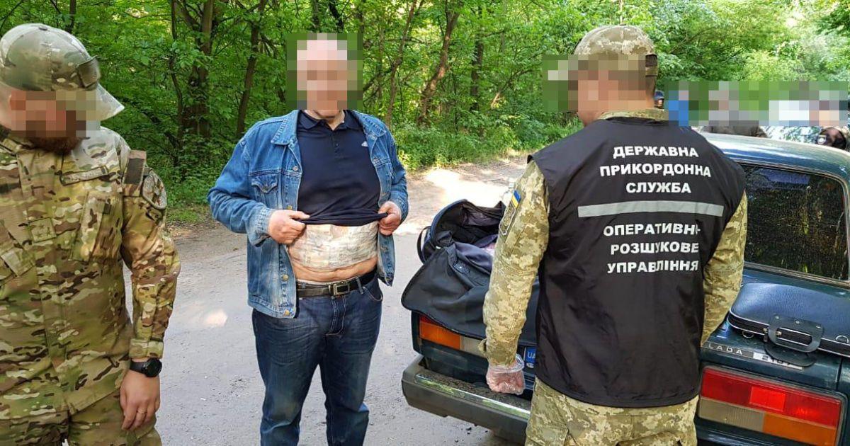@ Держприкордонслужба України