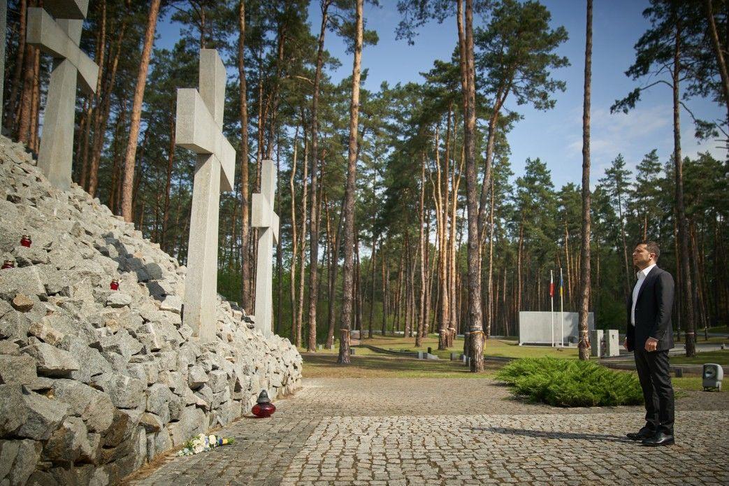 Зеленський вшанував пам'ять жертв політичних репресій_2