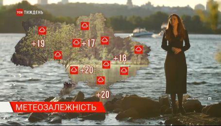 Метеозалежність: вітри й дощі мігруватимуть по всій Україні ще тиждень