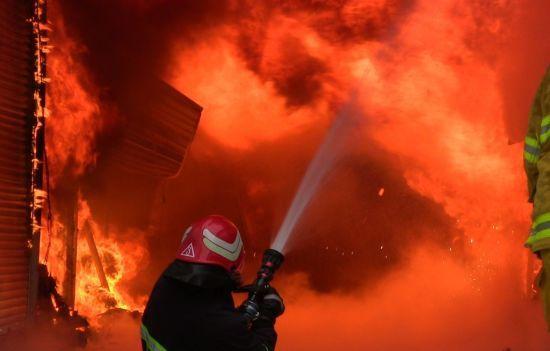 У Чернігівській області в пожежі загинули четверо людей