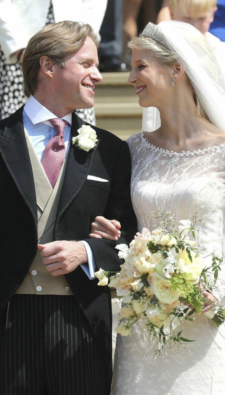 Весілля леді Габріелли Віндзор і Томаса Кінгстона