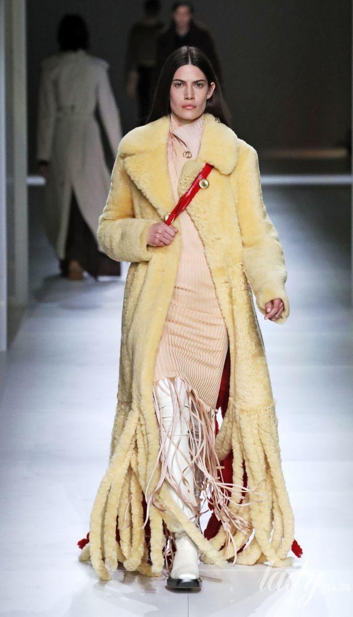 Колекція Bottega Veneta прет-а-порте сезону осінь-зима 2020-2021 @ East News