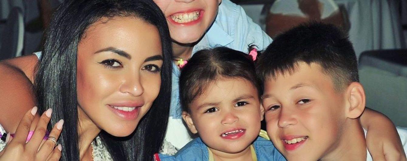 Экс-жена Сереги сообщила о первой победе в борьбе с рэпером за детей