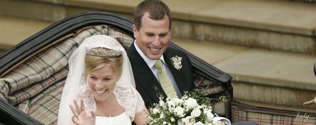 Наречена у мереживній сукні та карета з білими кіньми: згадуємо ще одне королівське весілля