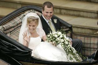 Невеста в кружевном платье и карета с белыми лошадьми: вспоминаем еще одну королевскую свадьбу