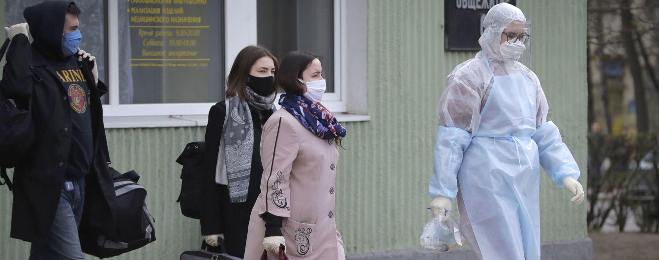 В Беларуси количество инфицированных коронавирусом превысило 30 тысяч