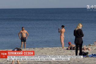 Начало курортного сезона: как выглядит пляжная жизнь Херсона и Одессы