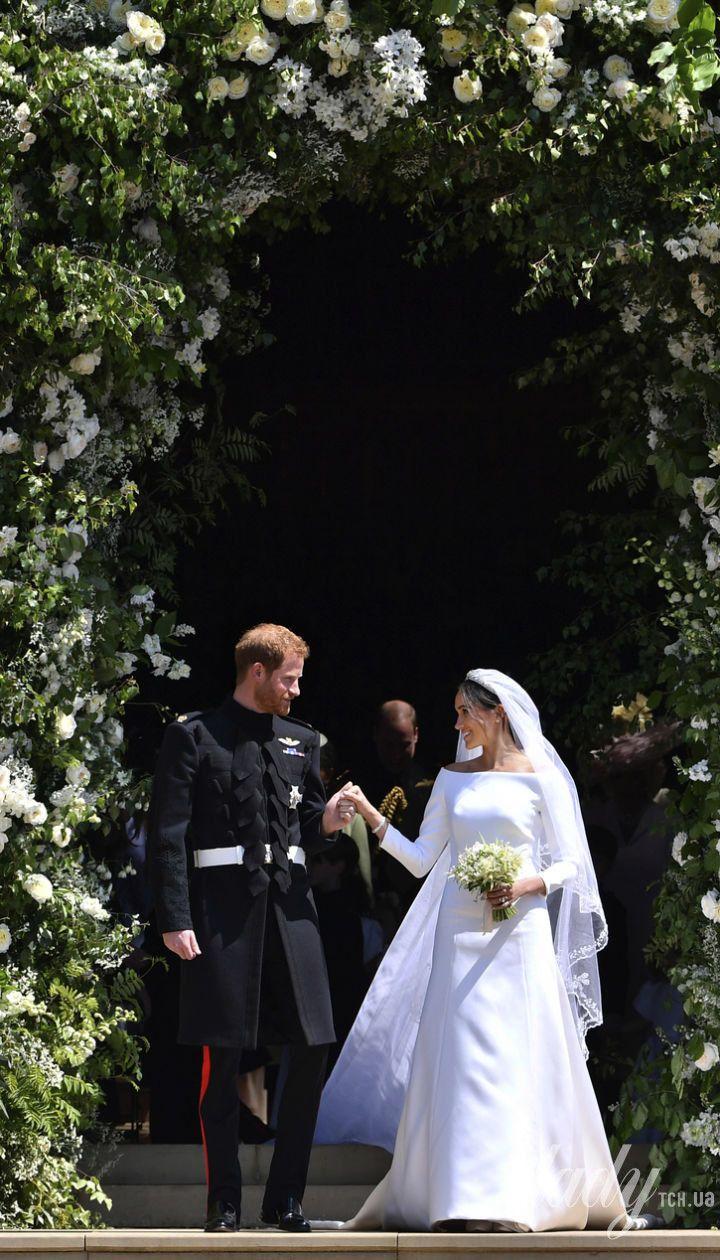 Свадьба Меган и Гарри