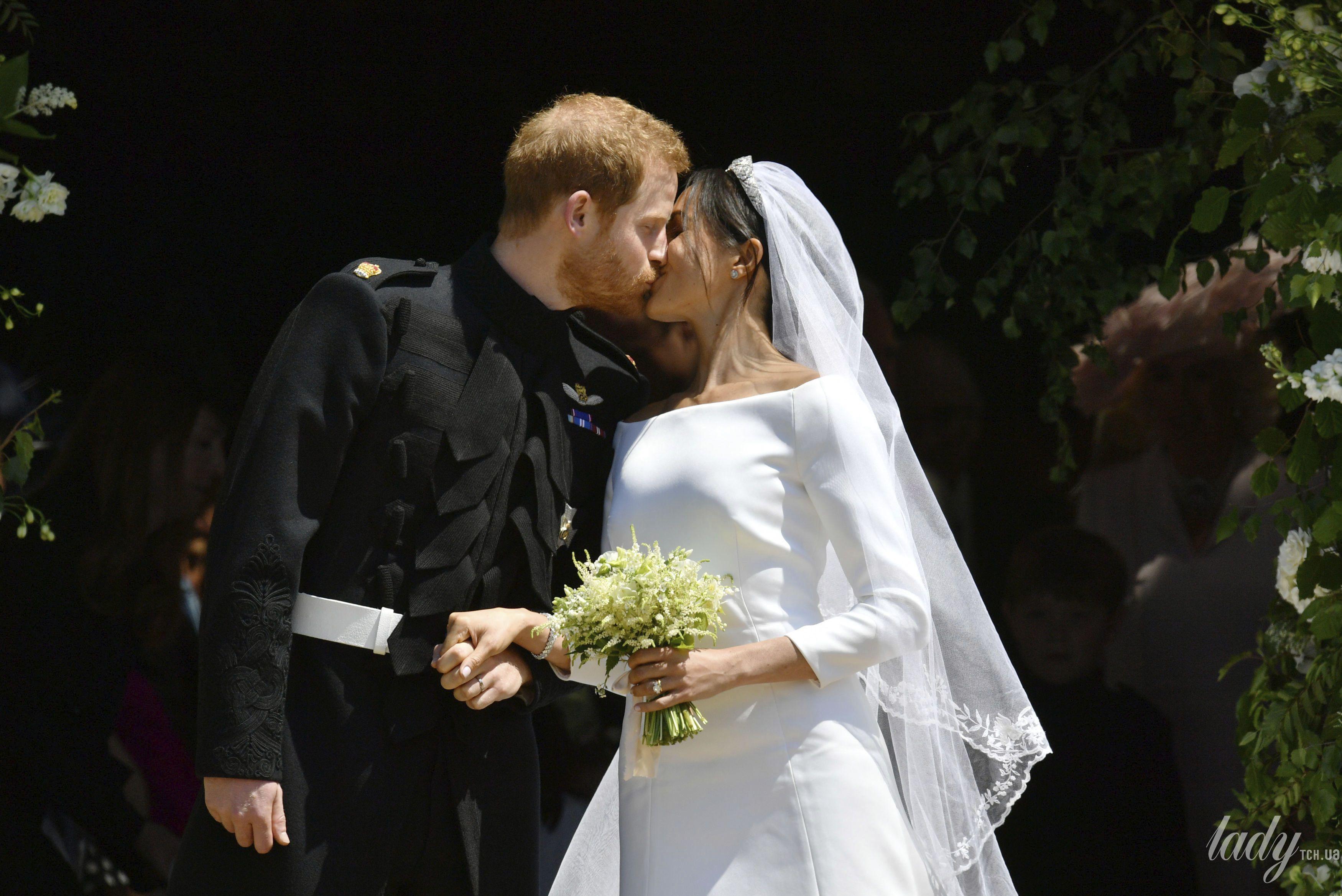 Свадьба Меган и Гарри_13