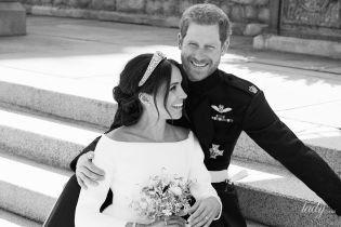 Два года со дня венчания: вспоминаем красивую свадьбу герцогини Меган и принца Гарри