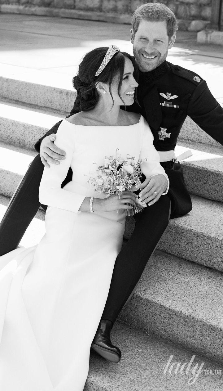 Весілля Меган і Гаррі