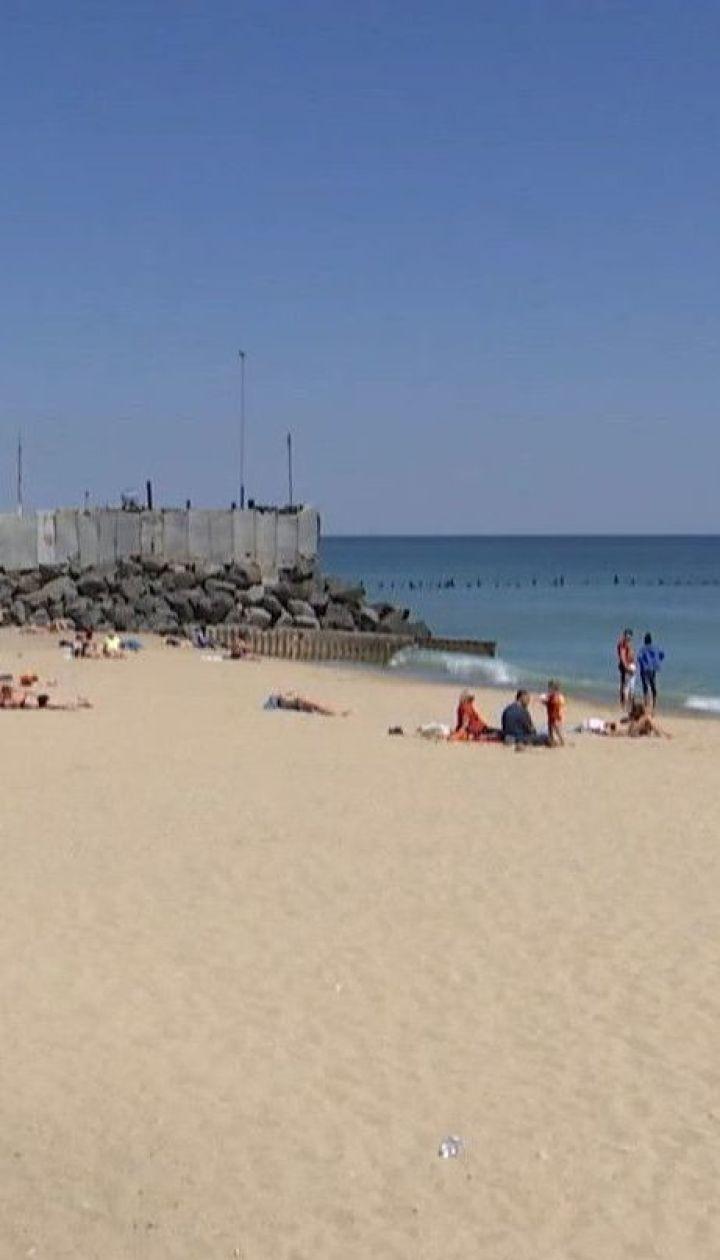 В Украине готовят пляжи к новому сезону