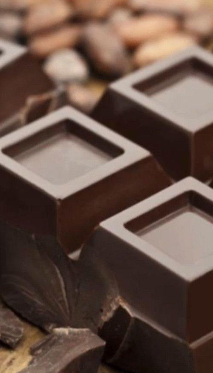 Як відрізнити справжній шоколад від підробки