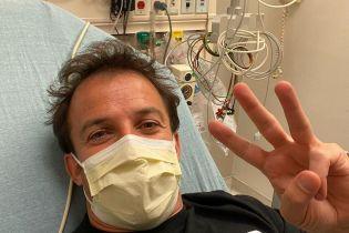"""Легенду """"Ювентуса"""" виписали з лікарні після екстреної госпіталізації"""