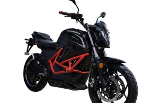 В Іспанії представили електричний мотоцикл та назвали його ціну