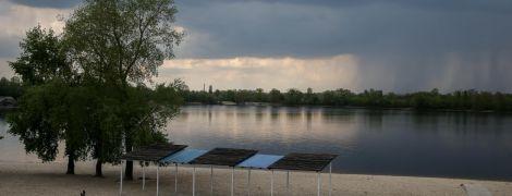 Дожди, грозы и до 27 градусов тепла - прогноз погоды на пятницу в Украине