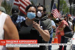 Коронавирус в мире: в США создали вакцину, а Китай сообщил о новой вспышке
