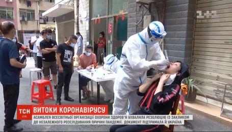 Установить истину: Ассамблея ВОЗ приняла резолюцию с призывом разобраться с причинами пандемии