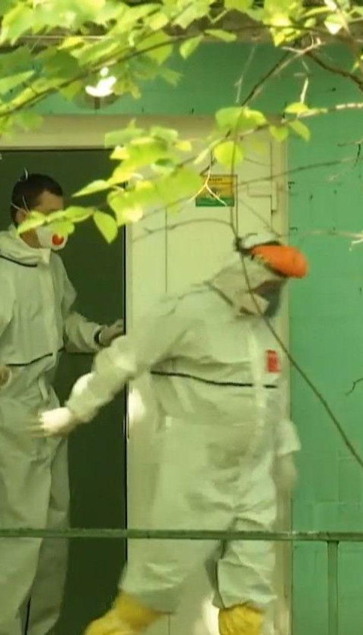 На Запоріжжі коронавірус виявили після поминок, а у Харкові не вистачає місць в опорній лікарні