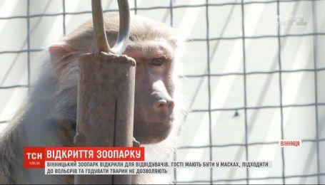 Скучили за відвідувачами: вінницький зоопарк відкрився для екскурсій