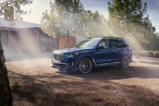 BMW представила надпотужний позашляховик: фото та ціна