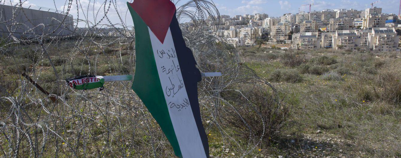 Палестина розриває всі угоди з Ізраїлем та США