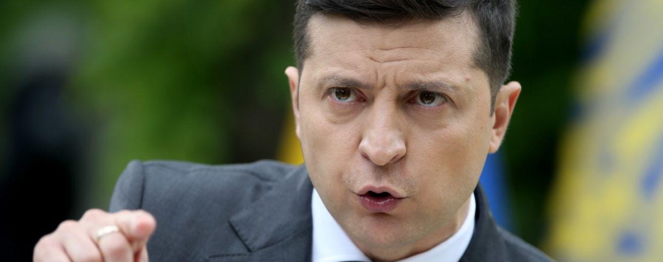 Зеленський хоче розпустити Конституційний суд
