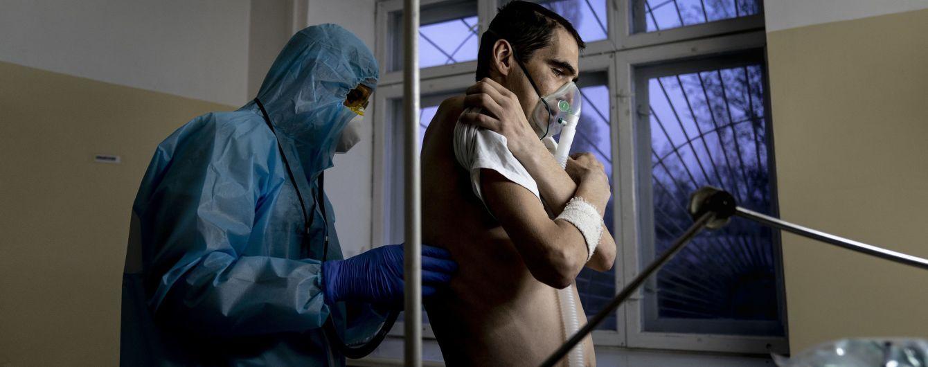 На Буковині кількість випадків зараження коронавірусом перевалила за 17 тисяч