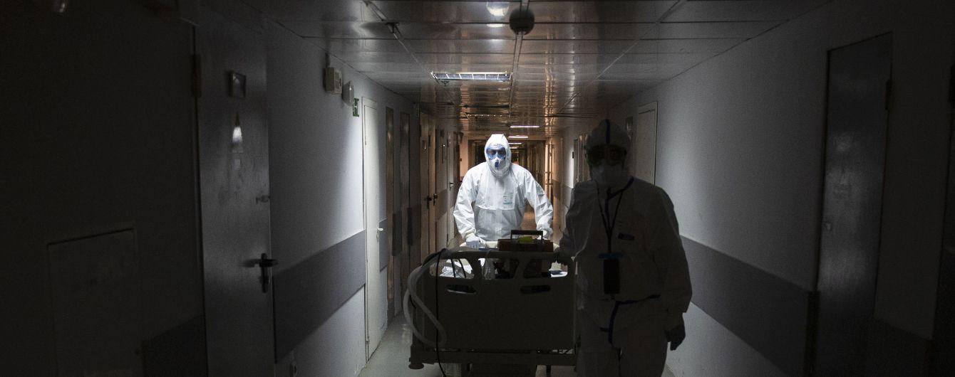В России количество инфицированных коронавирусом преодолело отметку в 300 тысяч