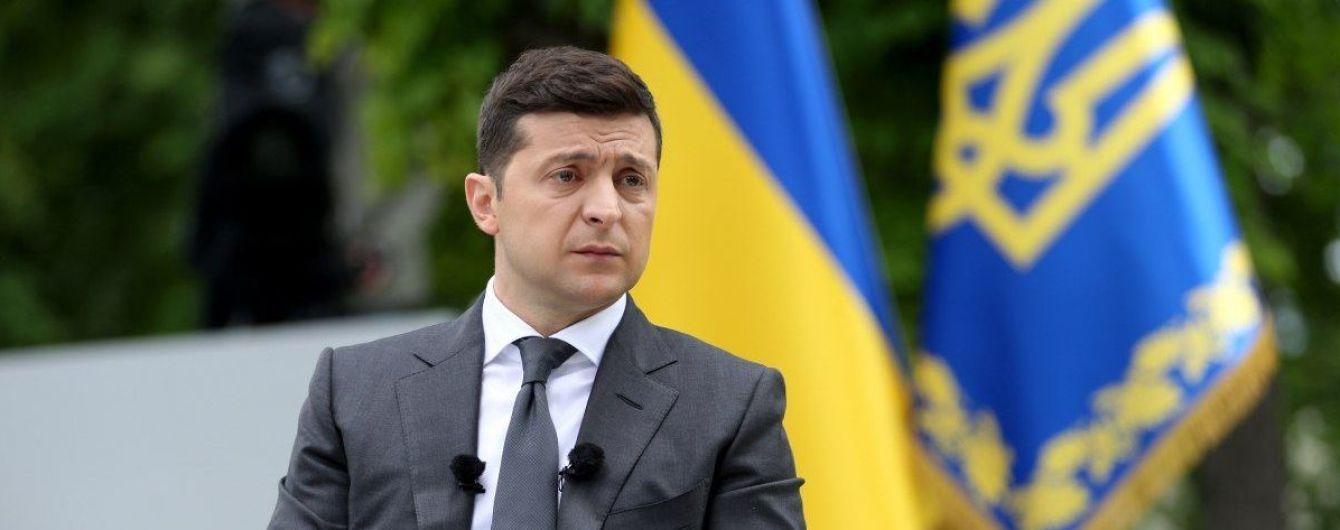 Суд закрыл производство о несвоевременной декларации Зеленского