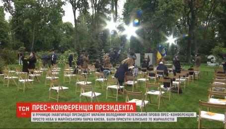Пресс-конференции Зеленского: с каким настроением вышли медиа после общения с президентом